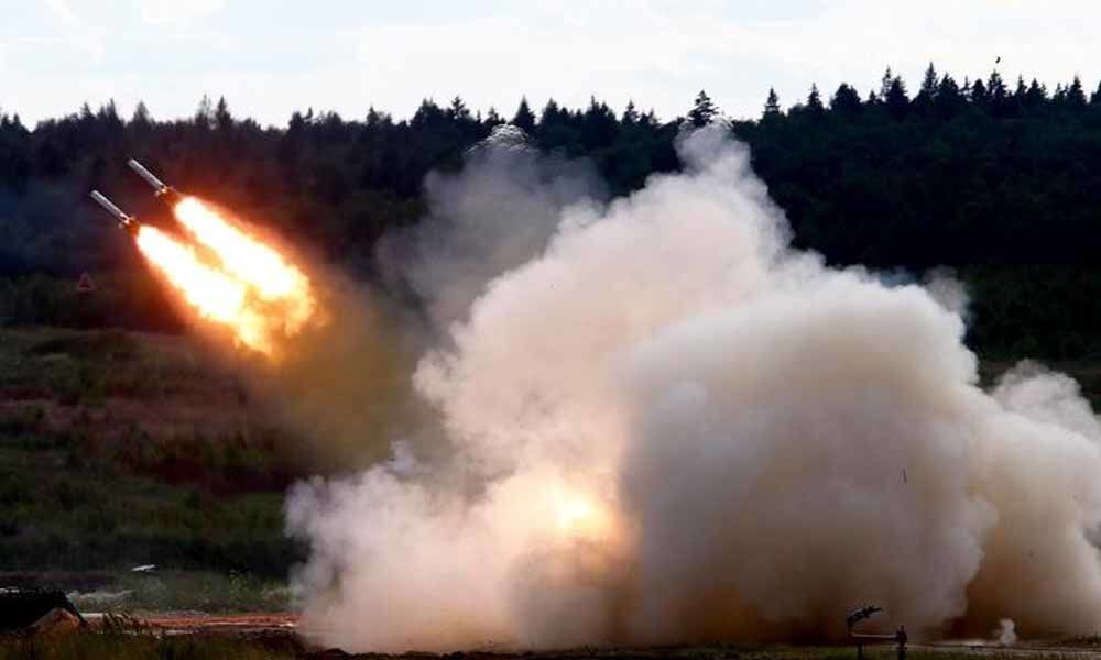 Five killed in rocket explosion on a naval test range in Russia