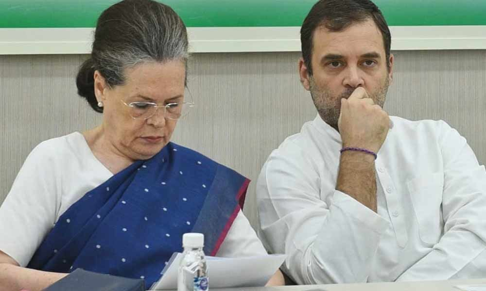 CWC urges Rahul to reconsider his decision to quit as party chief