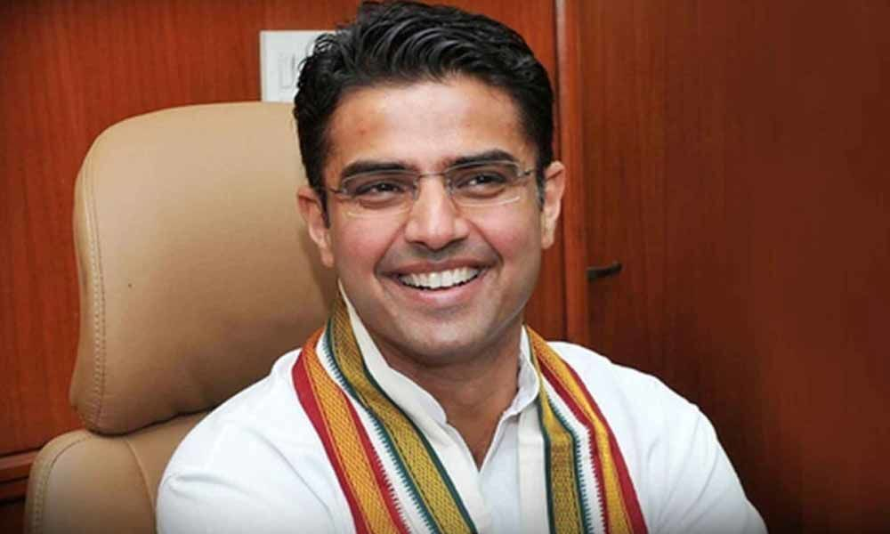 Sachin pilot is the youngest