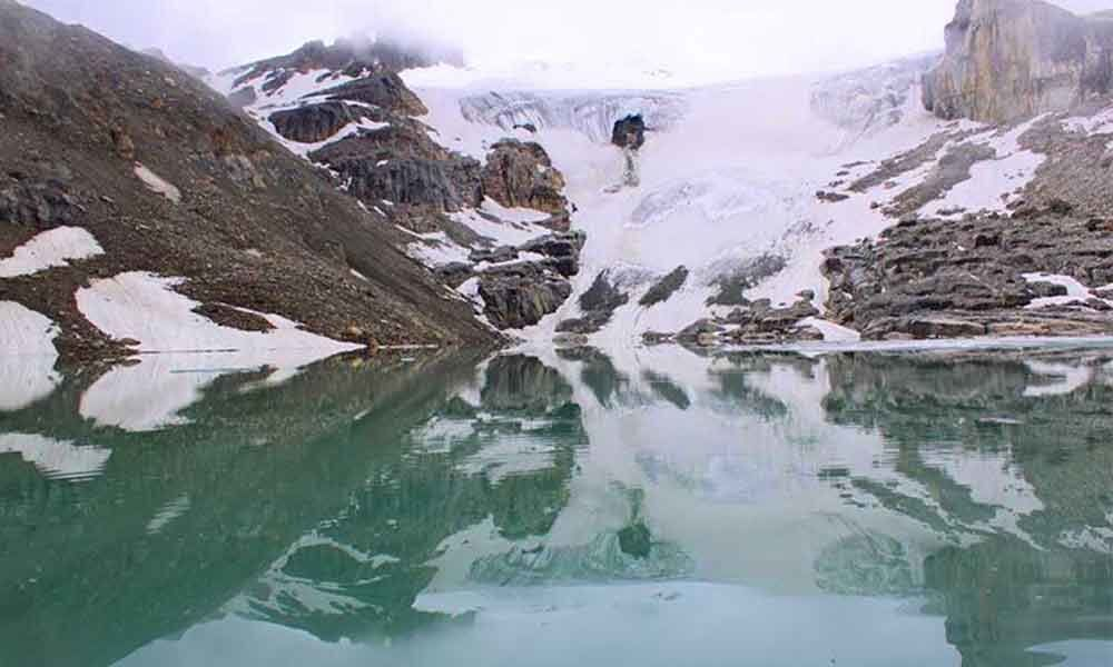 Newly found lake in Nepal may be the world