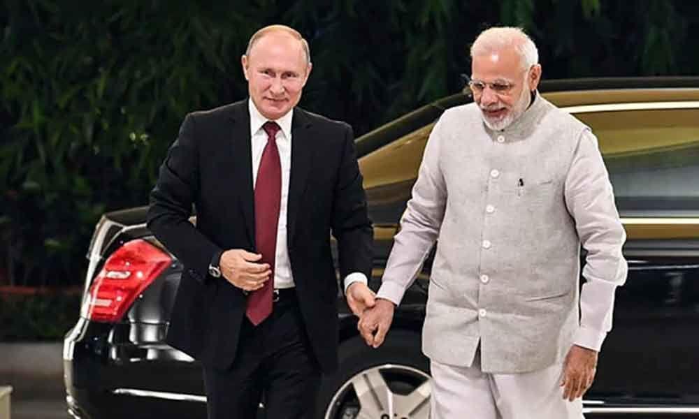 Russia backs India on Kashmir