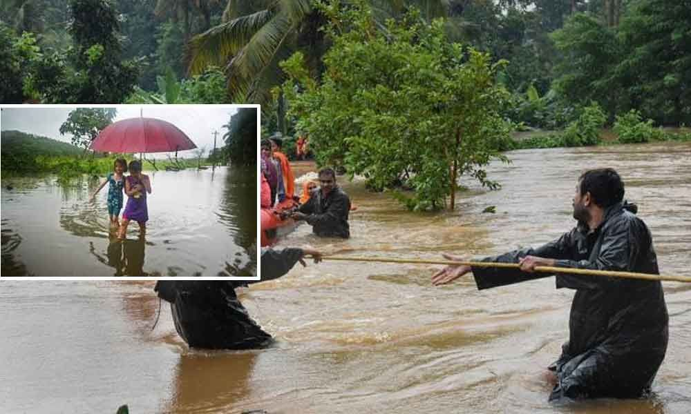 Rains pound South India; Kerala and Karnataka worst hit with 83 dead in total