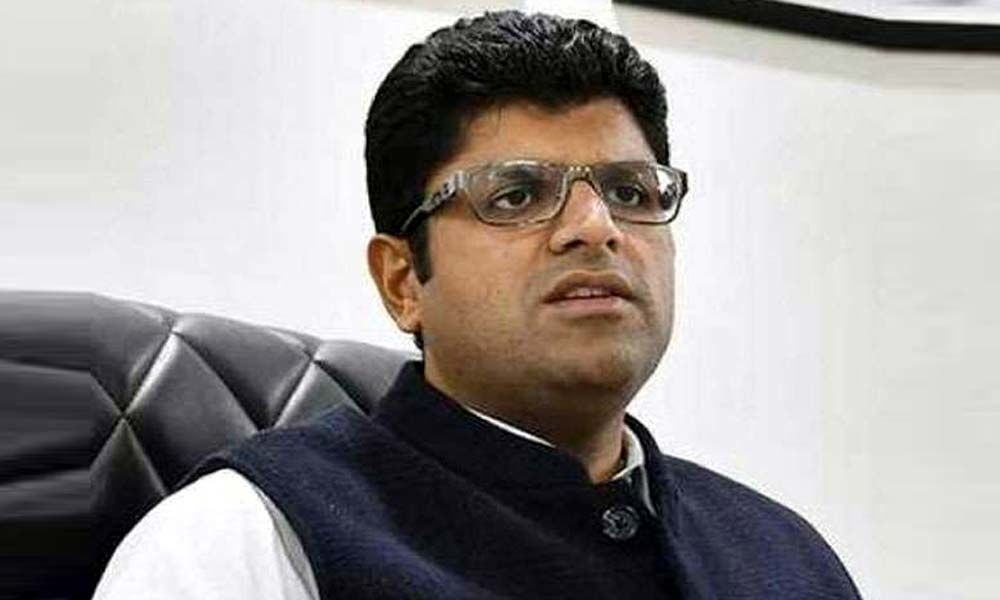 JJP, BSP will fight Haryana Assembly polls together: Dushyant Chautala