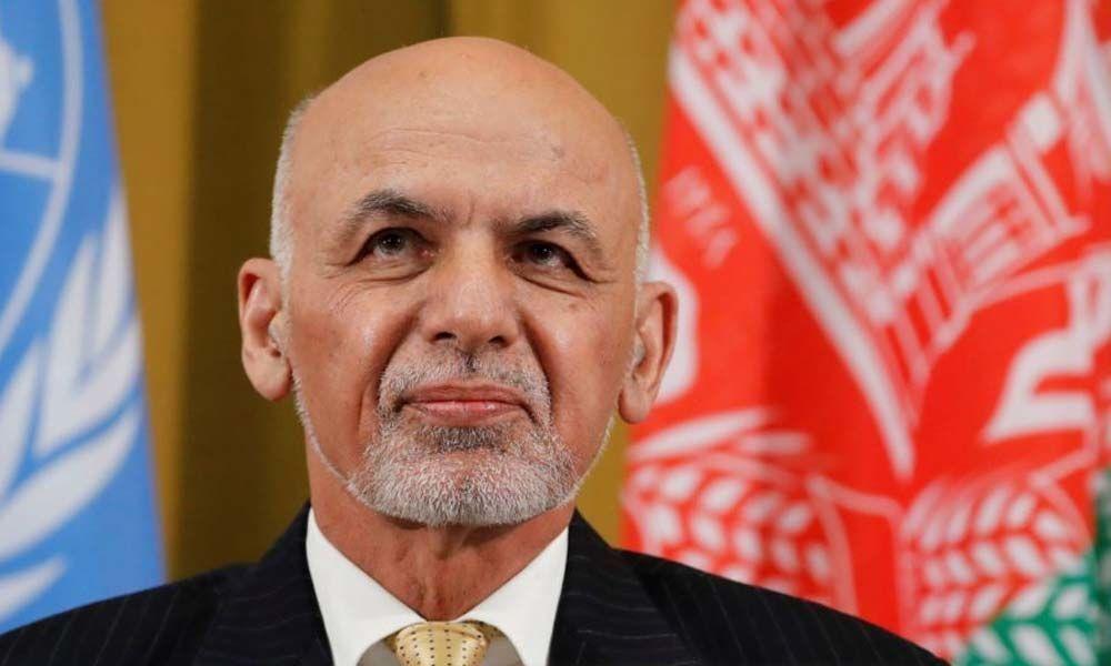 President Ashraf Ghani calls for lasting national peace in war-torn Afghanistan