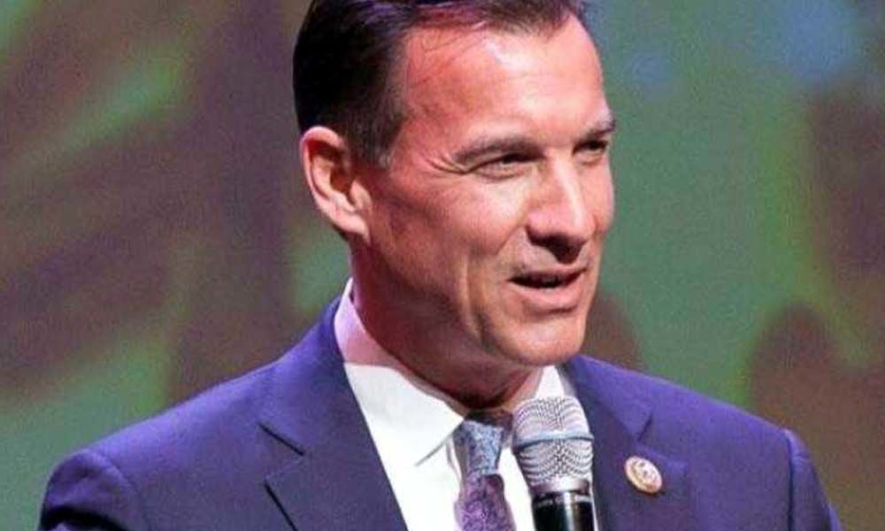 Indian-Americans up in arm against Congressman Tom Suozzi over Kashmir remark