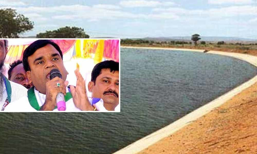 AP Deputy CM released water to KC canal