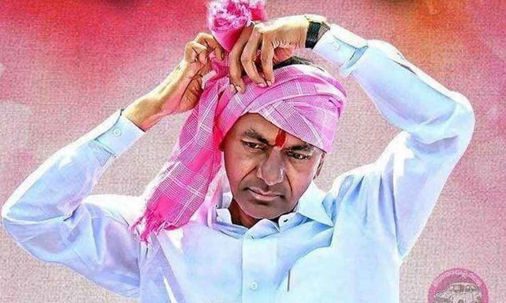 Change in strategy by TRS to counter BJP?