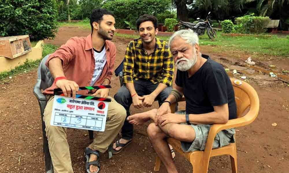 Ace Actors Sanjay Mishra, Ram Kapoor and Raghav Juyal for the first time come together for a mad cap con comedy