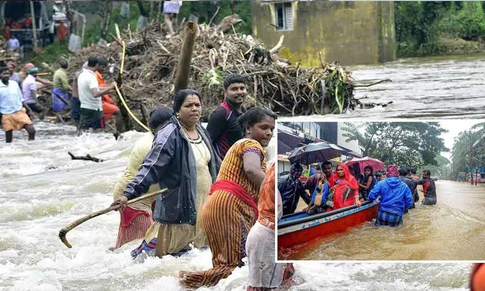 Rain fury in Kerala: death toll 76, 2.87 L people in relief camps