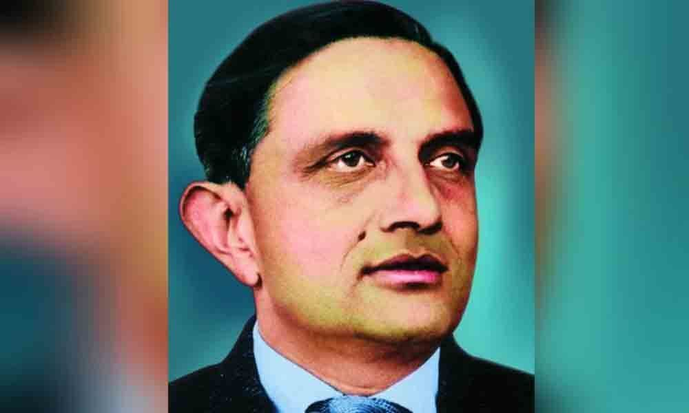 Google remembers Vikram Sarabhai on birth anniversary