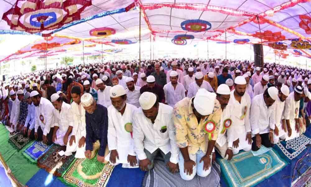 Tirupati: Bakrid celebrated with religious fervour, harmony