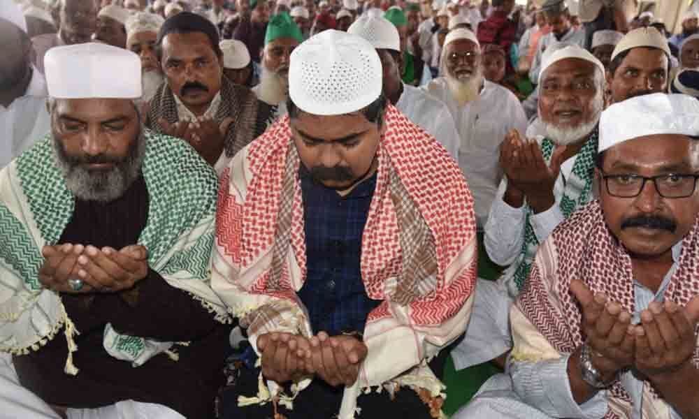 Special grievances day proposed for Muslims in Nellore in September