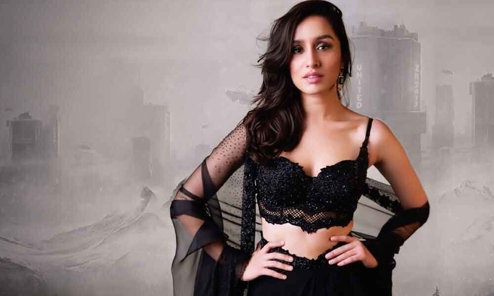 Hyderabad has become my second home, says Shraddha