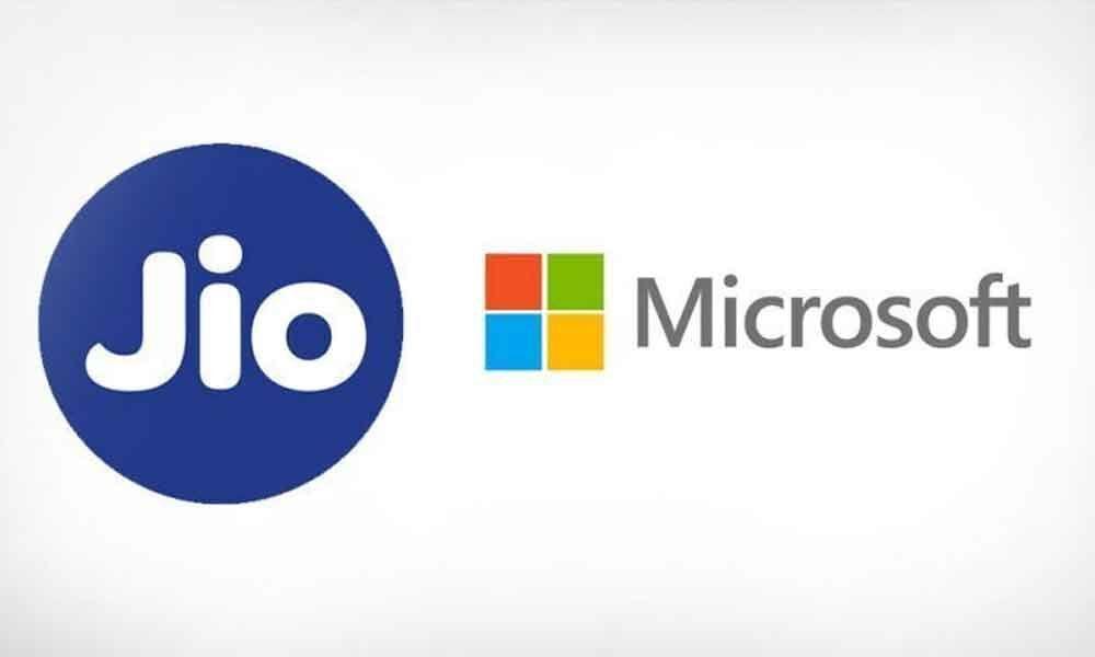 Jio, Microsoft team up for digital transformation alliance