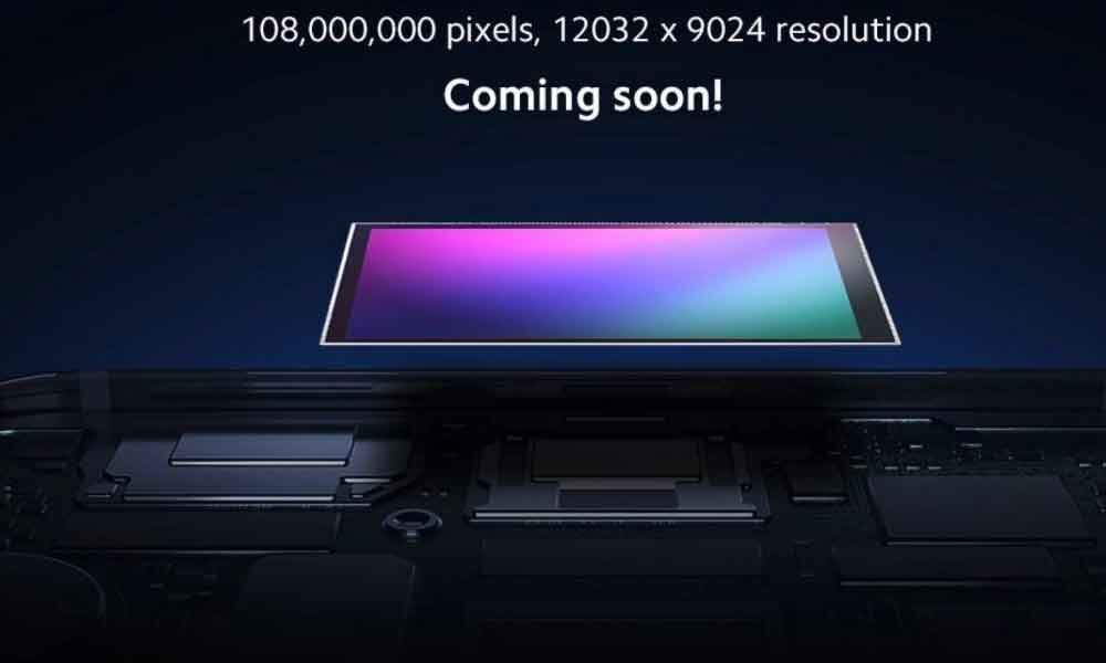 Samsung joins Xiaomi for 1st 108MP mobile image sensor