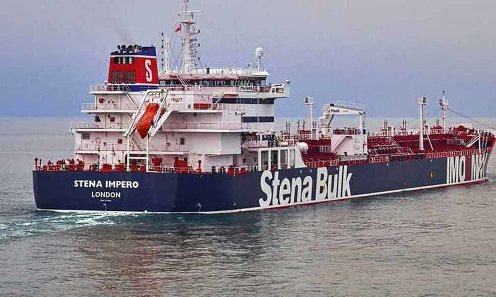 UK likely to release seized Iranian tanker soon, says Iran official