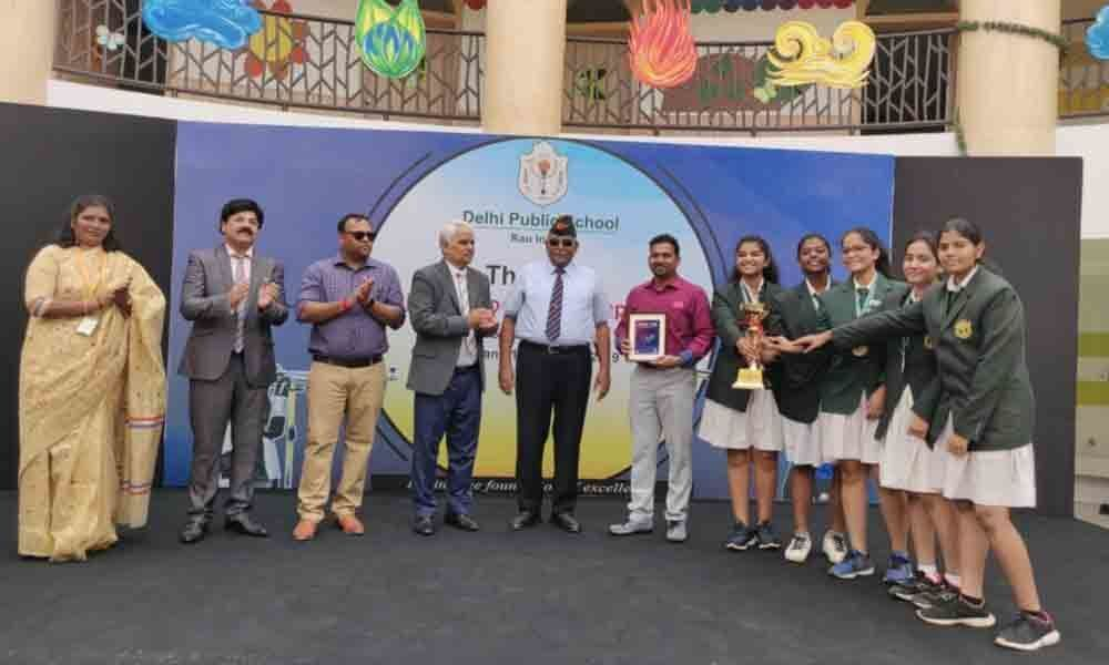 DPS Nacharam clinch gold in national shooting championship