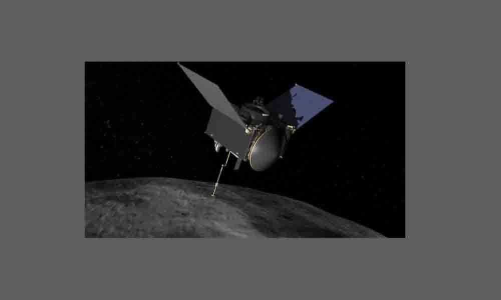 NASA mission picks 4 sites for asteroid Bennu sample return