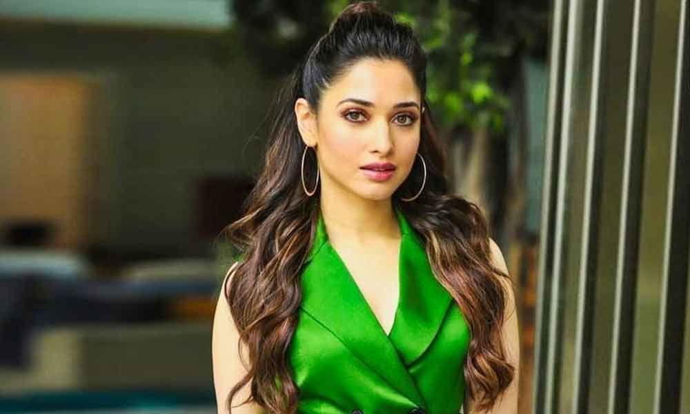 Tamannaah turns down Gopichand?
