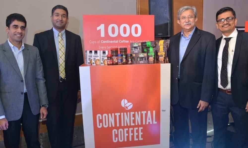 CCL coffee starts brewing in India market