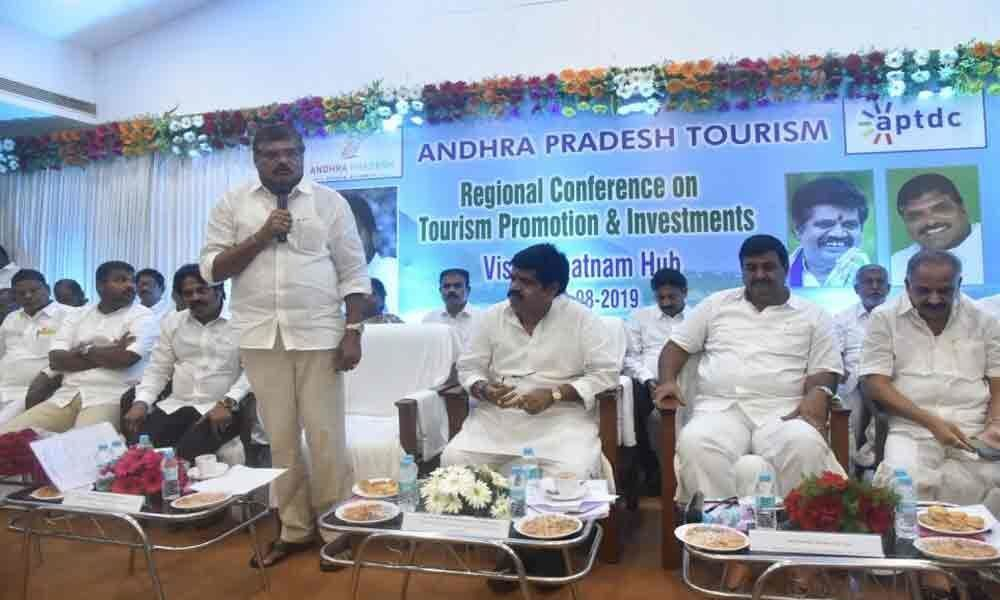 Minister seeks ideas, investments for tourism development