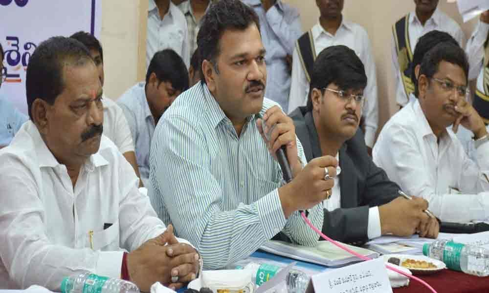 ITDA Governing Body meeting held: Collector