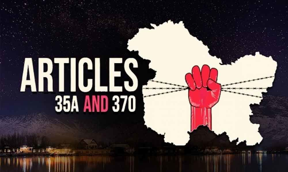 Abrogation of Article 370, a masterstroke