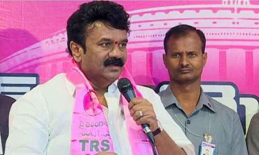 TRS slams BJP for jibe against KCR