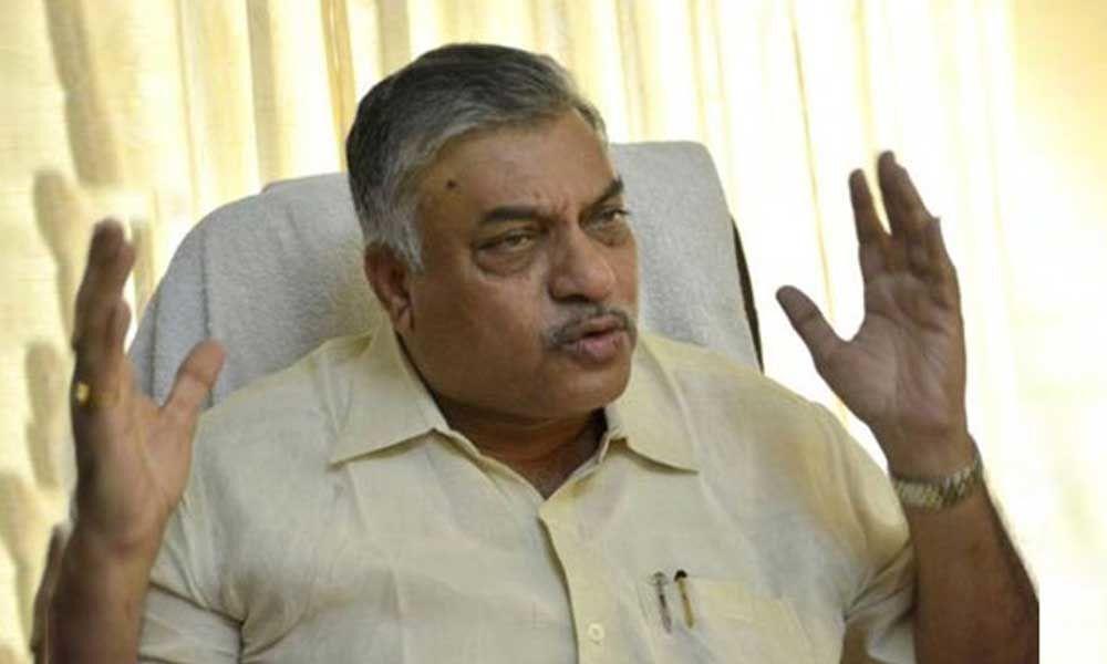 AP government gives key post to Yarlagadda Lakshmi Prasad