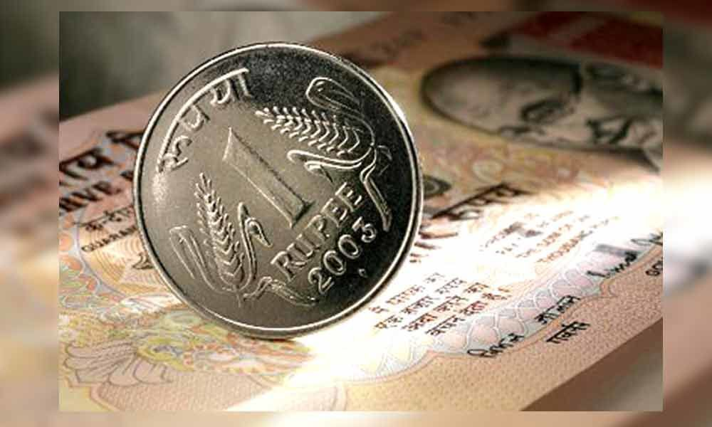 Rupee rises 55 paise to 70.85 against US dollar in early trade