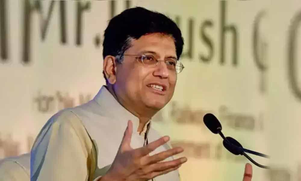 Piyush Goyal inducts first CORAS commandos in railways