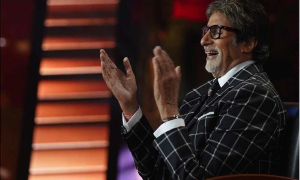 Amitabh Bachchan: My family loves playing KBC at home