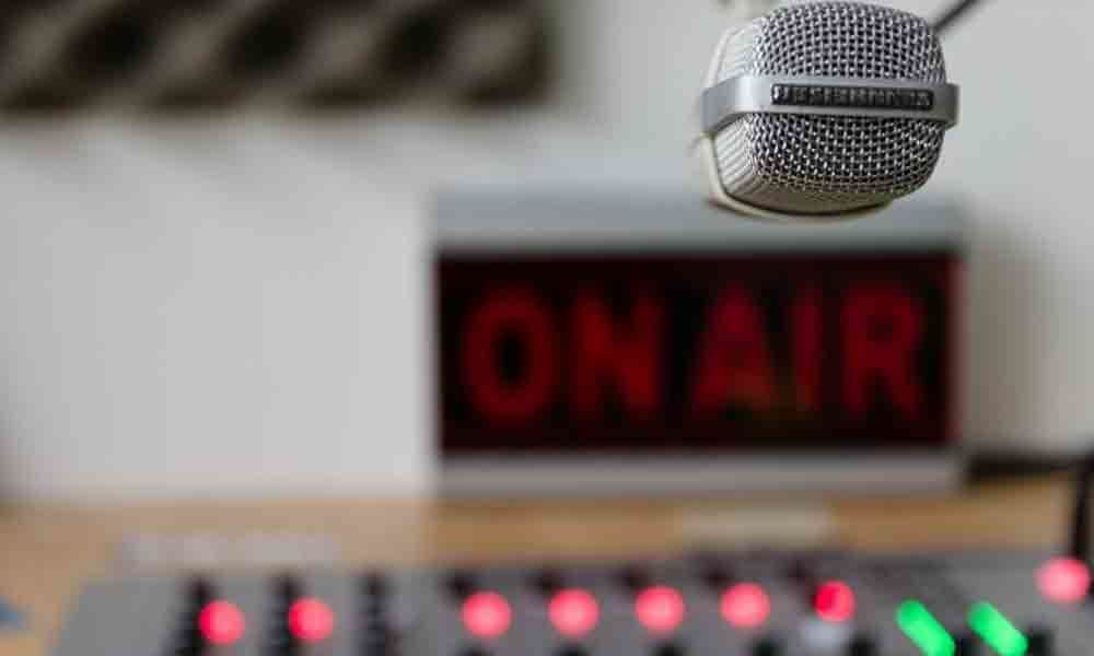 All India Radio to train students in English