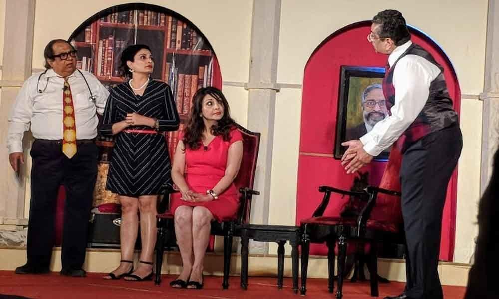 ITC Kohenur to host novel play on Aug 17