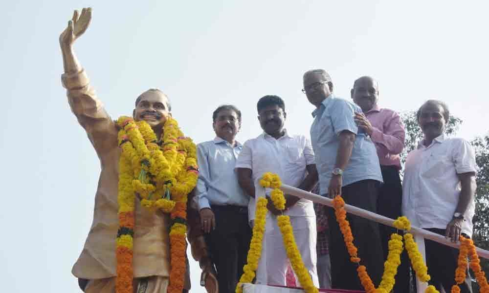 Government to give top priority to skill development:  Minister A Suresh
