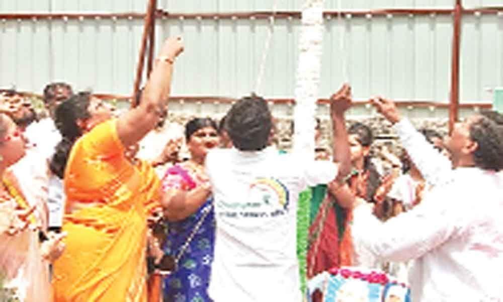 Bhashyam school celebrates Independence Day