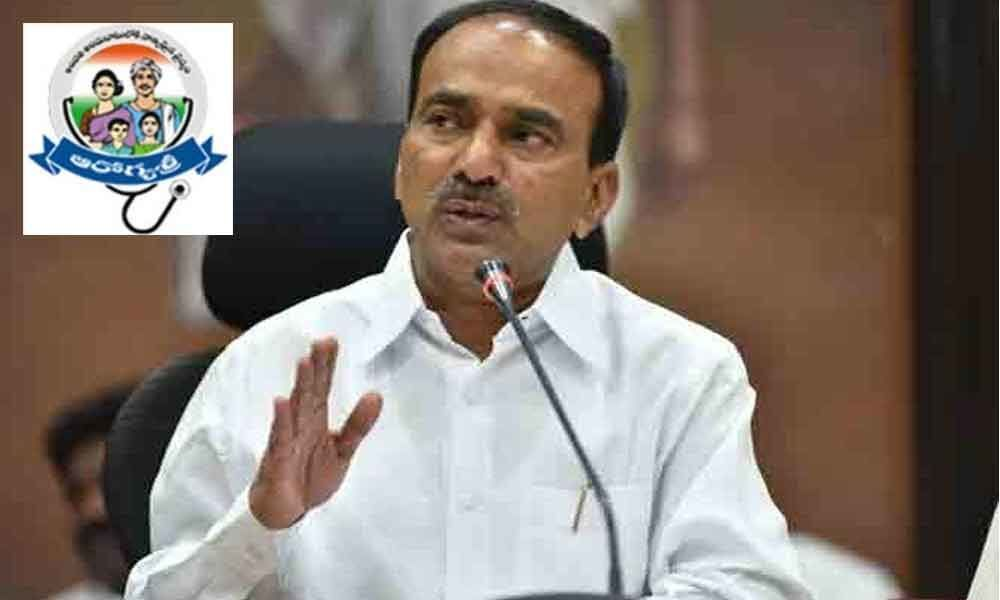 Aarogyasri dues stir: Health Minister calls for talks at 3pm today