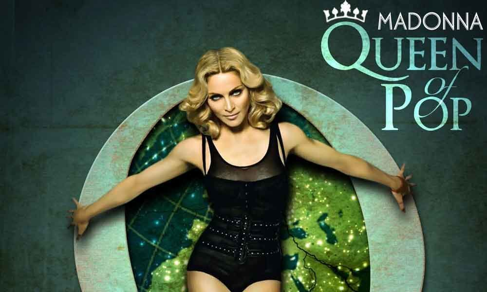 Madonna the Legend of music known as Queen of pop, her early life and her achievements