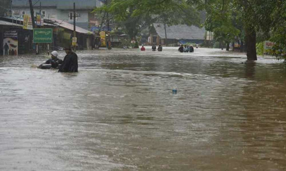 Flood-like situation in Hadauti region of Rajasthan, 5 killed in rain-related incidents