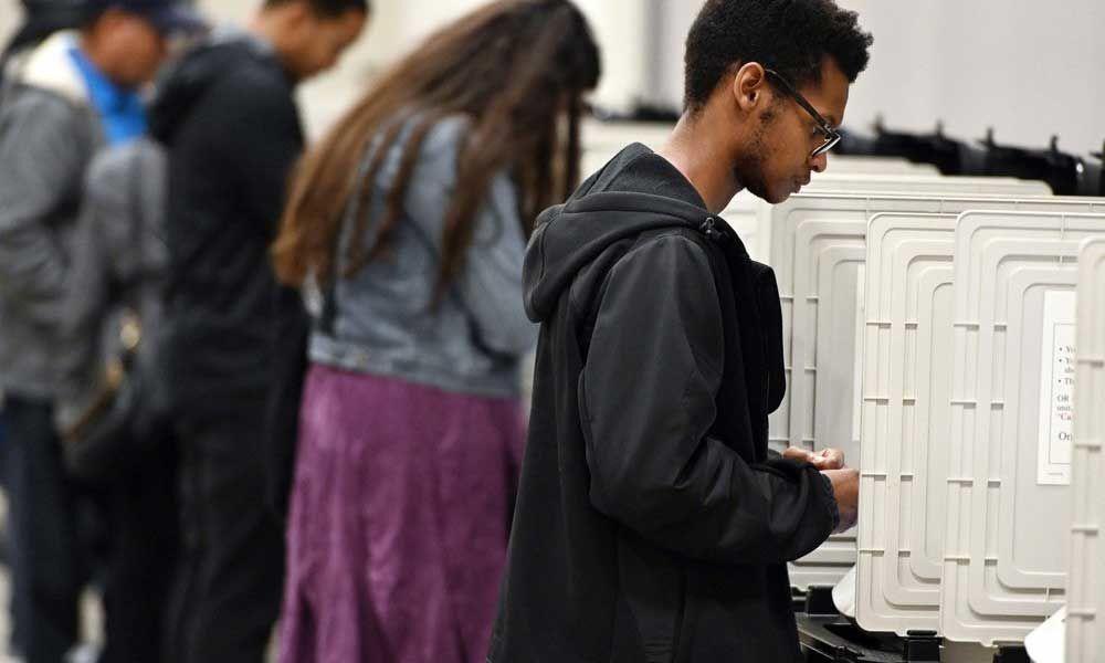Judge: Georgia must scrap old voting machines after 2019
