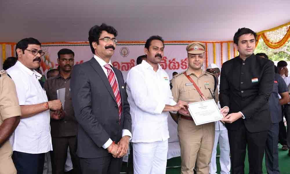 Civic chief gets appreciation on I-Day