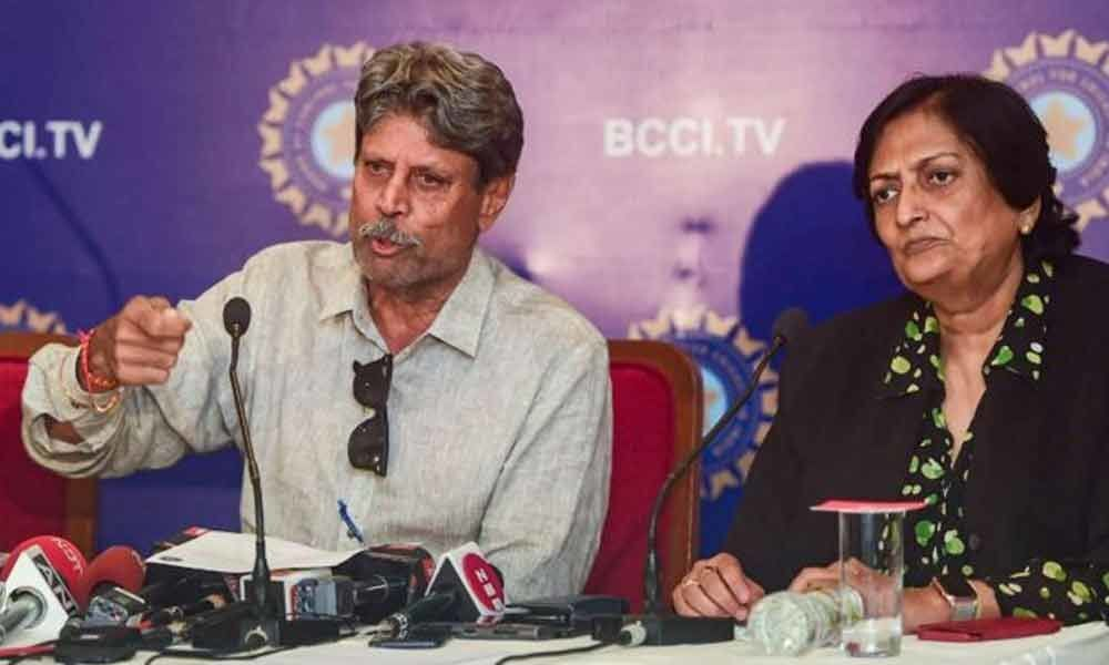 Kapil Dev says CAC must have say in selection of support staff