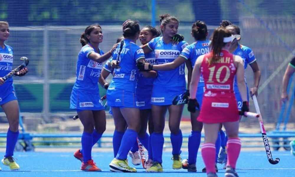 Gurjits brace helps Indian eves beat Japan in Olympic test event