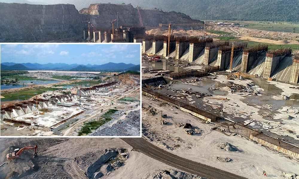 AP govt calls for fresh tenders for Polavaram works