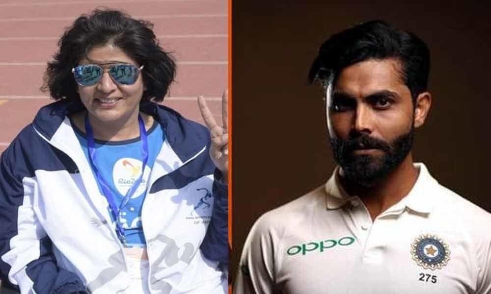 Deepa Malik joins Bajrang for Khel Ratna, cricketer Jadeja among 19 for Arjuna