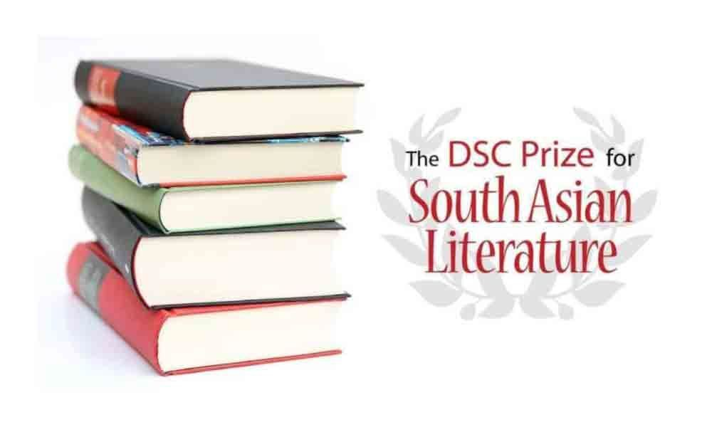 DSC prize for South Asian literature
