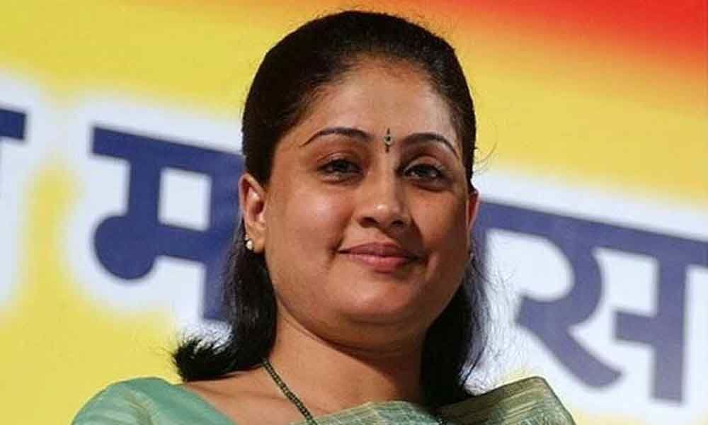 HC remarks show the respect CM has for law: Vijayashanthi