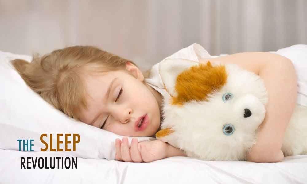 The Sleep Revolution:  Visualizing, Analyzing, the World sleep patterns