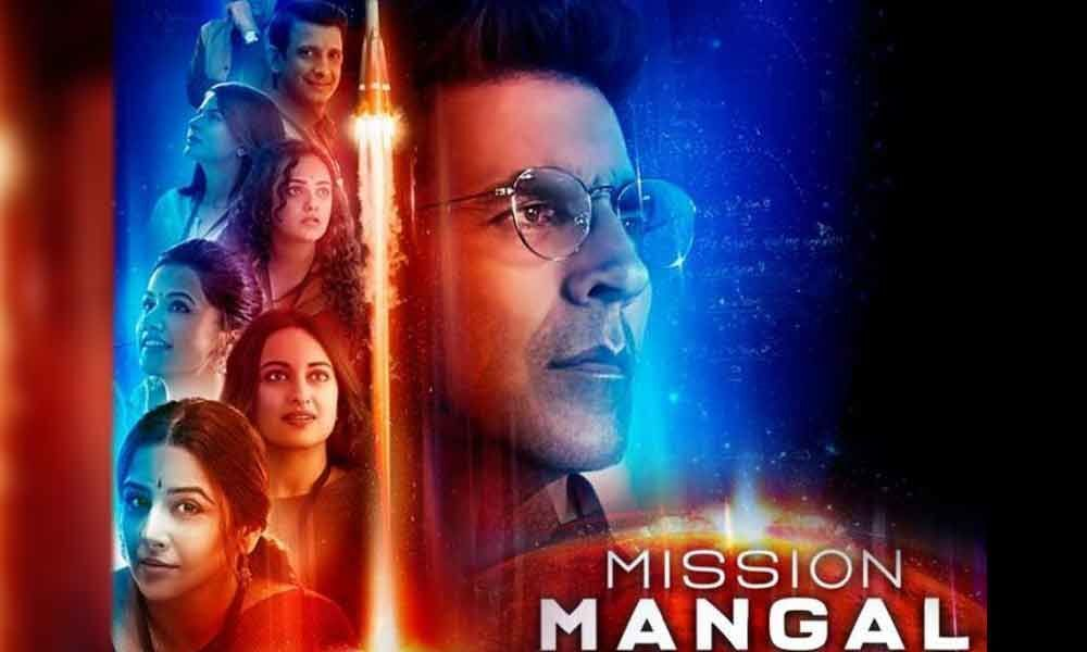 Bollywood Box-Office: Mission Mangal Collections Report