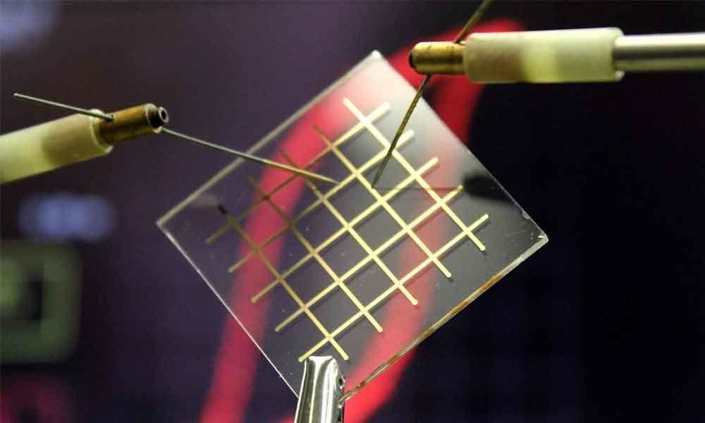Scientists develop nylon to build transparent electronic devices